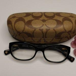 Coach reading glasses
